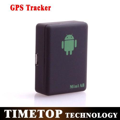 DHL 20PCS Mini GPS tracker Drive GSM/GPRS 850/900/1800/1900mhz Real Time Tracking System