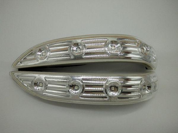 best selling Rear-view mirror waterproof lamp for 2009-2011 2013-2015 Hyundai IX35 rear view mirror LED turn indicators light side lamp