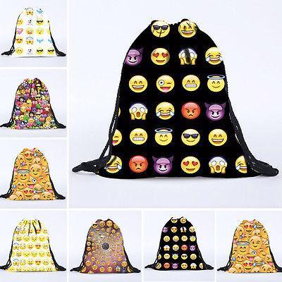Al por mayor- Moda unisex mochilas 3D impreso con cordón zapatos de baile bolsos de hombro de los hombres de dibujos animados bolso del libro Satchel