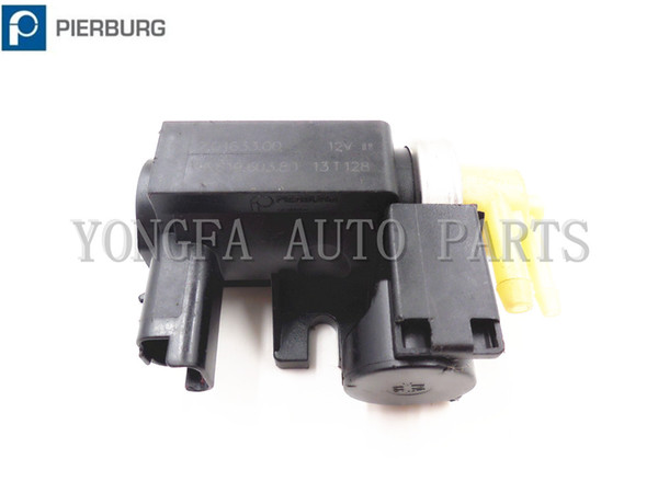 TURBO SOLENOID ELECTRO VALVE FOR PEUGEOT 307 308 407 807 EXPERT 1618X2 2.0 HDI