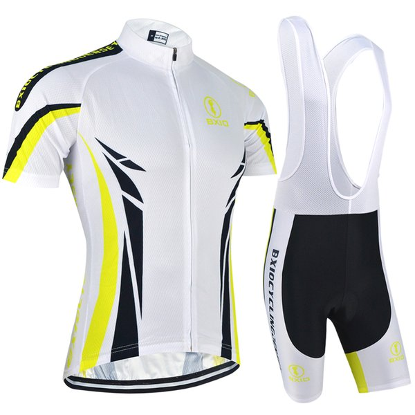 BXIO Brand Cycling Jerseys Cool Biker Wear Clothes Quick Dry Bikes Clothes  Breathable Ropa Ciclismo Cycle Jersey Short Sleeve Sets BX-086 e796913d4