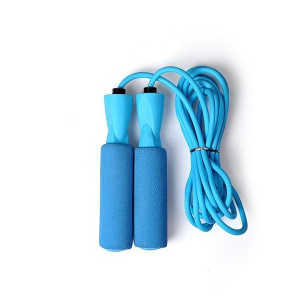 Home Gym Equipment High Quality 3m Blue/ Dark Blue /Pink/Red Classical Rubber Jump Rope Good Quality