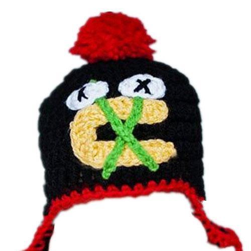 Crochet petit pompon chapeau photo prop cadeau baby shower