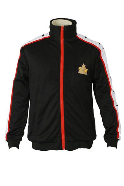 Malidaike Free! Iwatobi Swim Club Sport Suit Cosplay Costume Zip Up Hoodie Sweatshirt