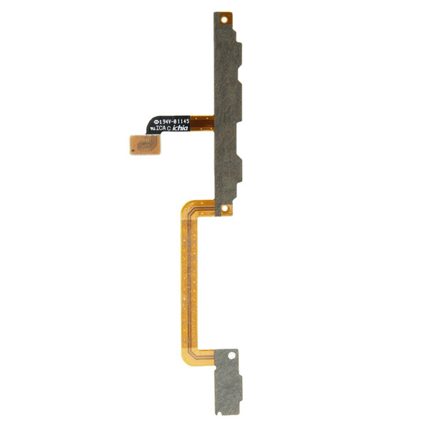 High Quality Side Buttons Volume Power Flex Cable Ribbon Replacement Parts For Nokia Lumia 800 N800 In Stock Free Shipping