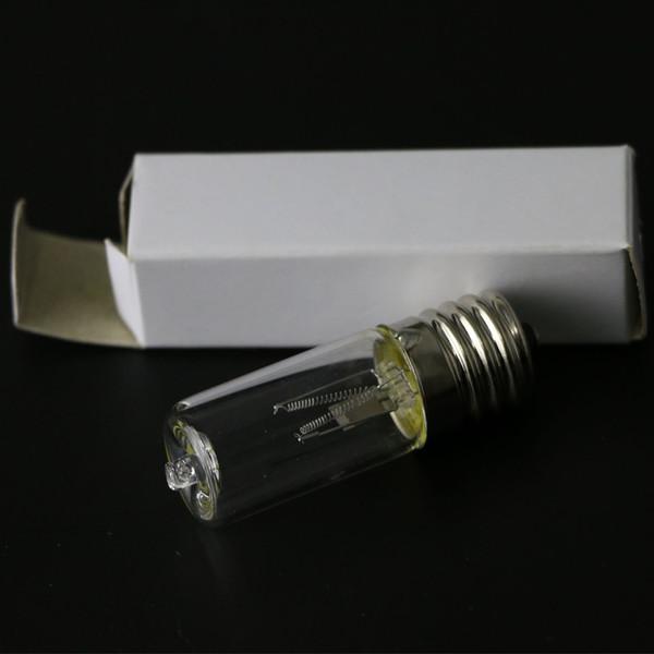 3-Watt E17 Screw Base UVC Quartz disinfection Humidifier, sterilizer Replacement Light Lamp Bulb E17 Screw base 3w 10-12voltage input