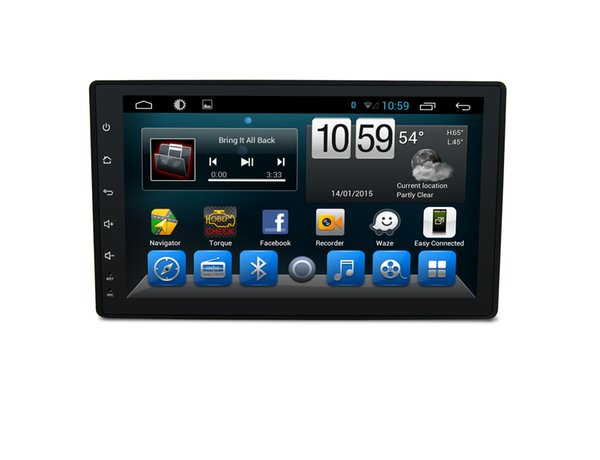 Android car multimedia navigation for toyota hilux car dvd 2015 2016 built in gps navigation bluetooth radio wifi support mirror link