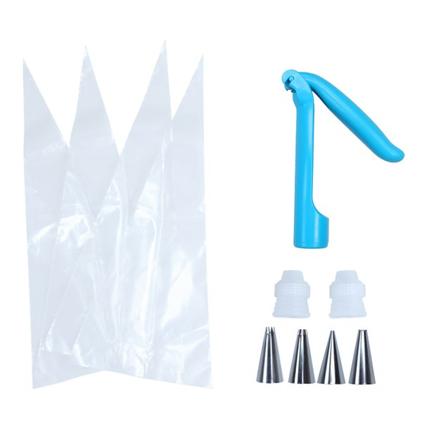 Pastry DIY Cake Cookies Dessert Decorating Bag Nozzle Pen Set For Cake Cream Deco Icing Piping Tips Tool