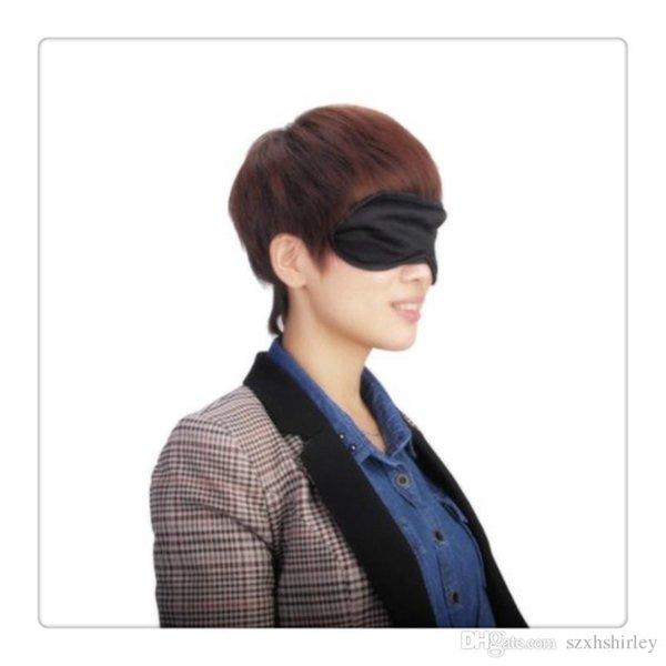 Soins de santé Hot Sleeping Masque pour les yeux Lunettes de protection Masque pour les yeux Cover Shape Blindfold Relax Livraison gratuite