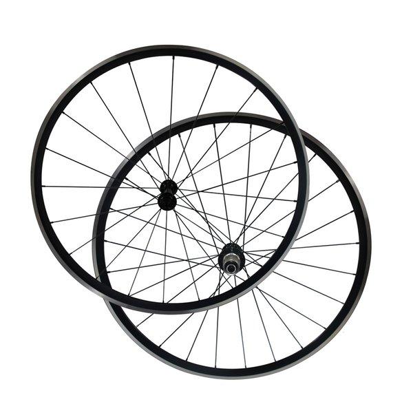 Free Shipping Super Light 700C KInlIn XR200 AlumInum Wheelset 22mm ClIncher Wheels R13 Hub Road Bike Alloy Wheels