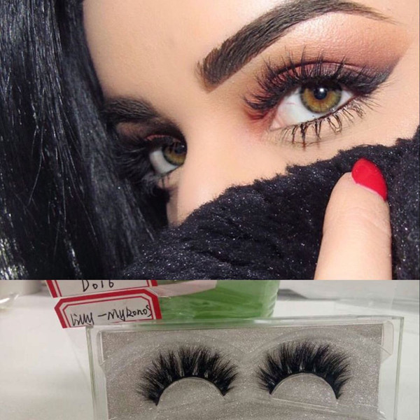15Pairs 100% Handmade Mink False Eyelash Luxury 3D Strip Mink Lashes Thick Crisscross Faux Eyelashes Makeup Beauty