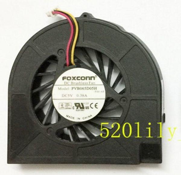 New laptop CPU cooling fan for HP CQ50 G50 CQ60 G60-553NR AMD CPU FAN 489126-001