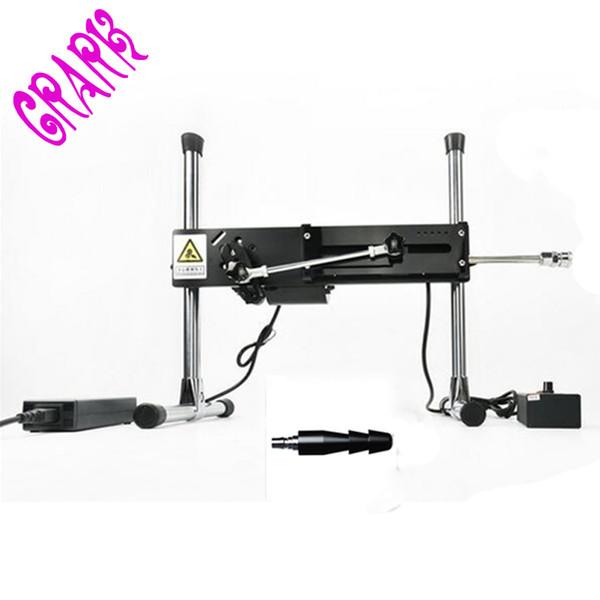 Premium Sex Machine+Single Vac-U-Lock,erotic sex tools toys for women,Turbo Gear Power 120w,Solid Steel Frame,Sex Product