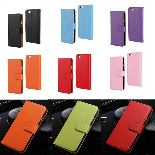 New Vernee Thor Case PU Leather Flip Wallet Cover Skin For Iphone 7 7plus 6/6s 5/5s Cell Phone Case