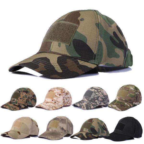 Unisex Fashional Airsoft Tactical Military Armee im Freien Baseballmütze Armee Herren Hut mit verstellbaren Kopf Umfang