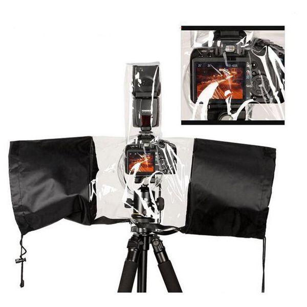 Professional Camera Waterproof Rainproof Dust Proof Rain Cover Protector for Camera Nikon Canon DSLR Cameras Free shipping