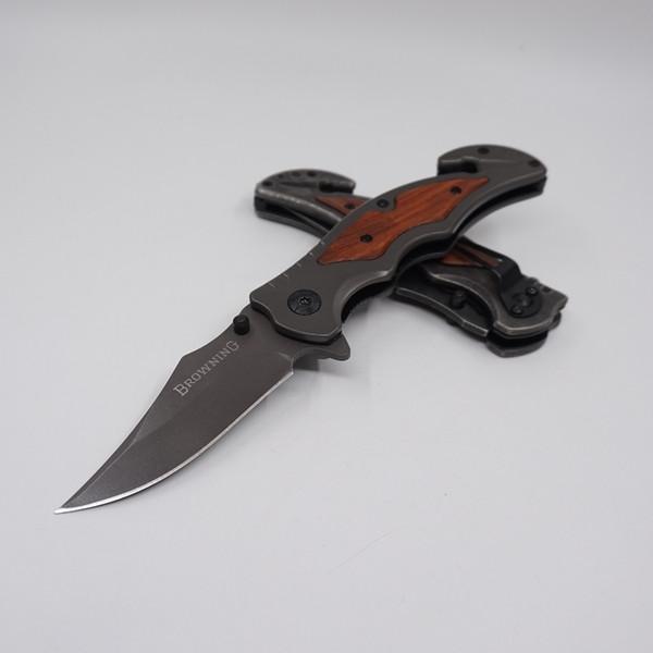 Titanium Browning knife
