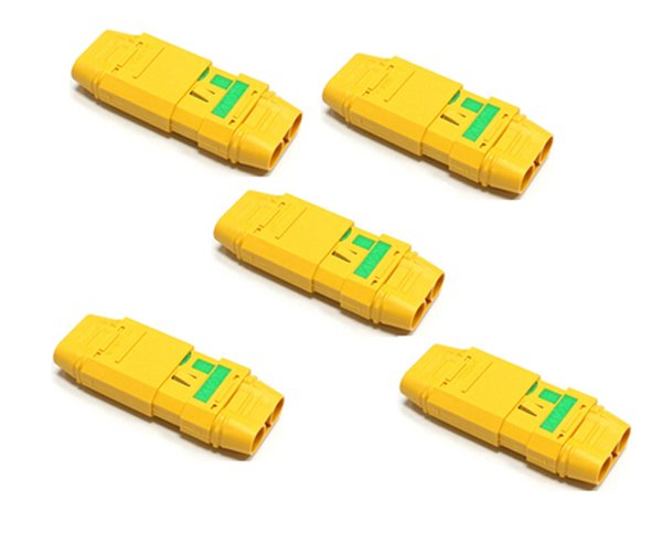 Wholesale- 5pairs-Anti Spark Connector Plug Male/Female XT90-S (Upgrading version of XT90 )