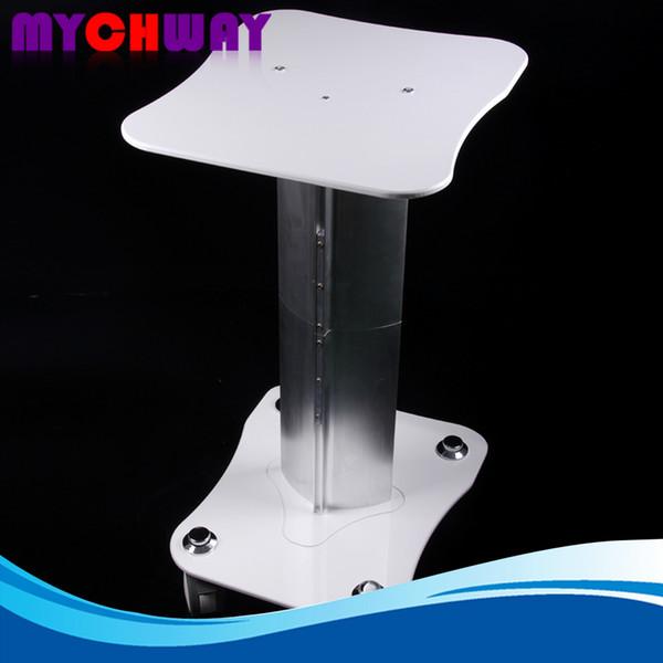 Beauty Salon Ultrasonic Cavitation Slimming Machine Holder Newest Trolley Spa Styling Pedestal Rolling Cart Assembled Aluminum Alloy