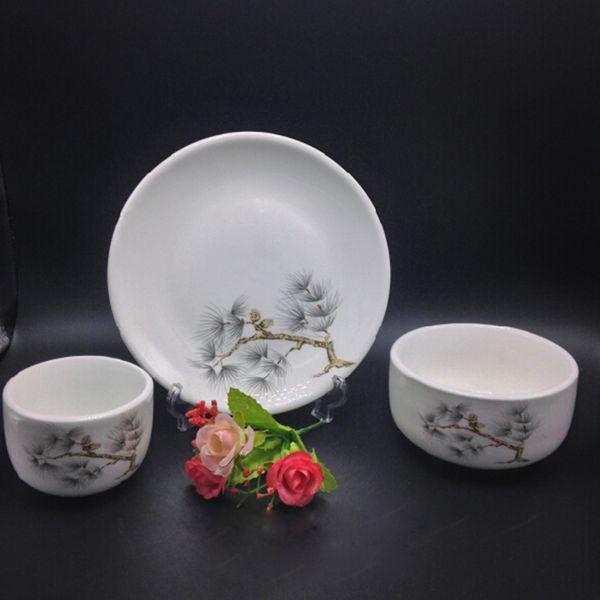 Chinese style Ceramic Tableware Dinnerware Set and Ceramic Dinnerwarecan be high temperature health & Chinese Style Ceramic Tableware Dinnerware Set And Ceramic ...