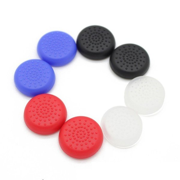 best selling Brand new Game handle button TPU cover rocker button cap case mushroom head protective cover for PS4 PS3 XBOX360 XBOXONE