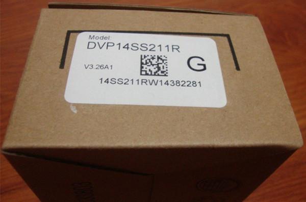 Yeni Orijinal DVP14SS211R Delta PLC SS2 serisi için 24VDC 8DI 6DO Röle çıkışı Standart 1 Yıl Garanti kutusunda
