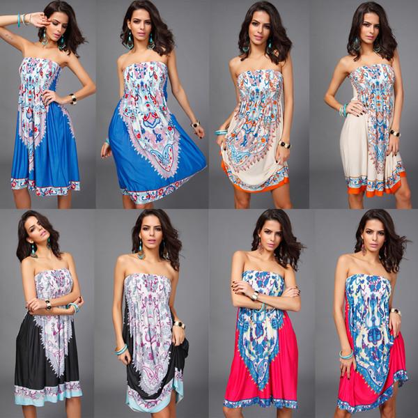 Vestidos para mujer Blusas Tops Faldas Tops para mujeres Vestidos de gasa Shorts cortos para mujeres Ropa China al por mayor