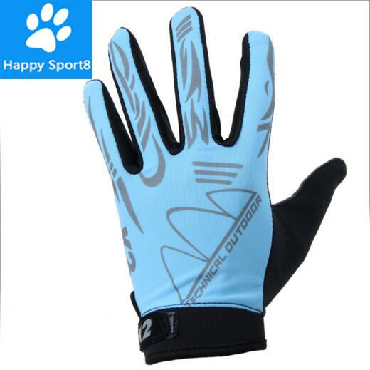 Wholesale Outdoor riding gloves All means spring and summer Men's and women's mountaineering gloves Anti slip sunscreen, breathable sports