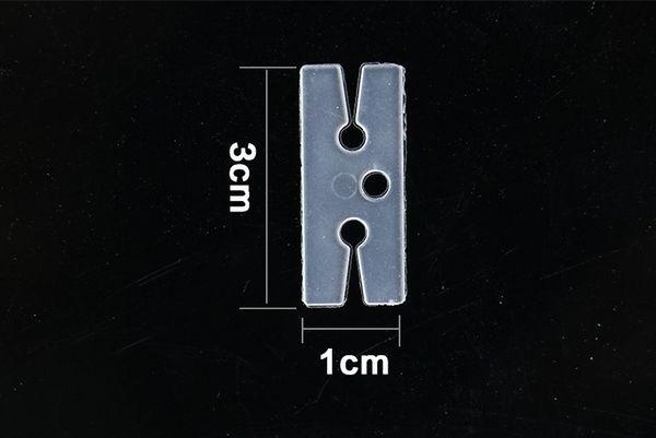 Forma de um H