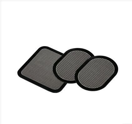 Slimming Belt Gel Pads Replacement for Ab Flex Belt Abdominal Toning Pro Go System 3pcs/set