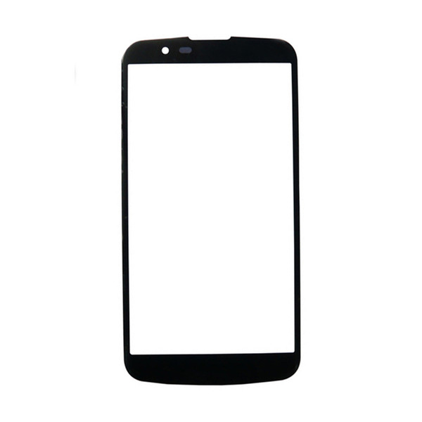 100PCS Outer Front Screen Glass Panel Lens Replacement for LG K5 K7 K8 K10 free DHL