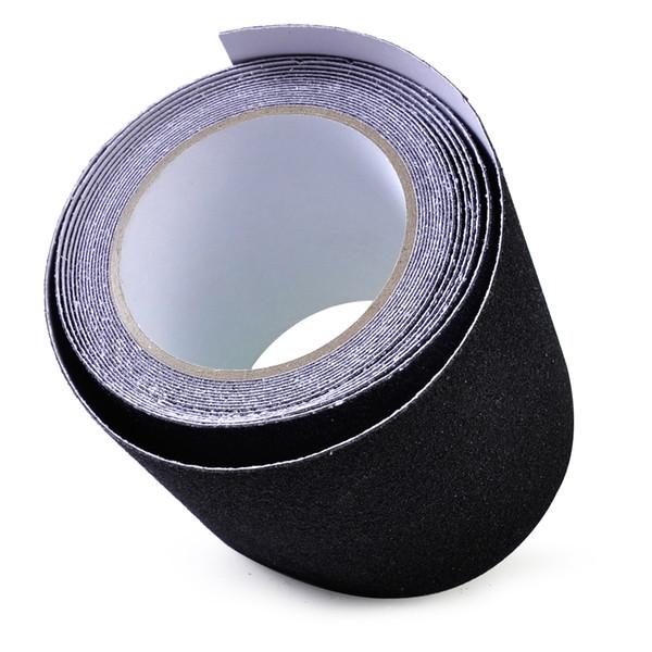 Atacado-10cmx5M / roll impermeável degraus da escada piso banheiro cozinha Anti Skid fita adesiva de segurança rolo antiderrapante adesivo faixa adesivo