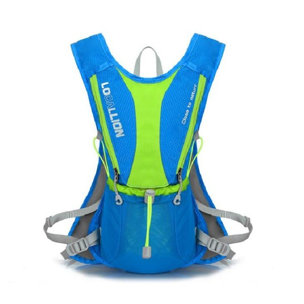 Wholesale 5L Cycling Backpacks Hydration Backpack Water Bladder Bag Lightweight Outdoor Sports Hiking Backpack Free Shipping