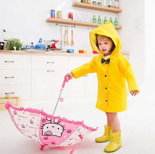 best place for really cheap sale usa online Wholesale New Korean Super Cute Princess Bow Children'S Raincoats, Baby  Raincoats, Children Princess Raincoats, Toddler Boy Raincoat Rain Coats For  ...
