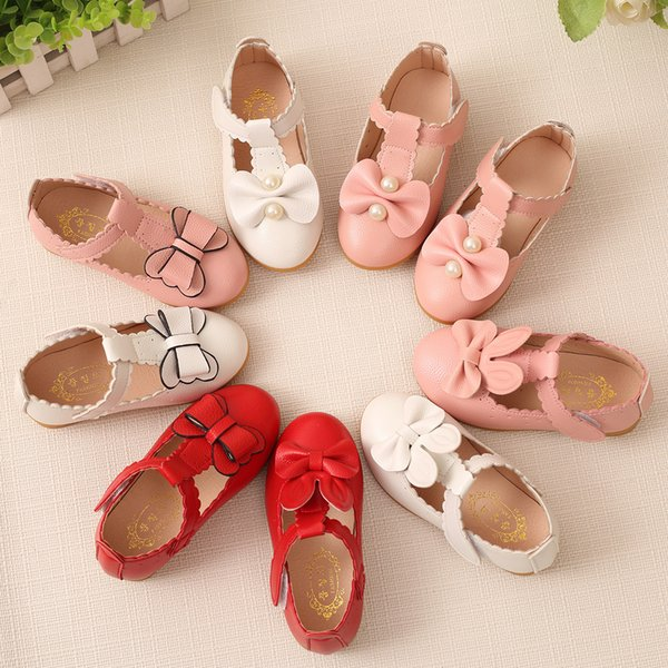 Girls Sandals Bow Shoes Baby Shoes Children Sandal Infant Baby Shoes Girls Summer Sandals Kids Footwear Toddler Sandals