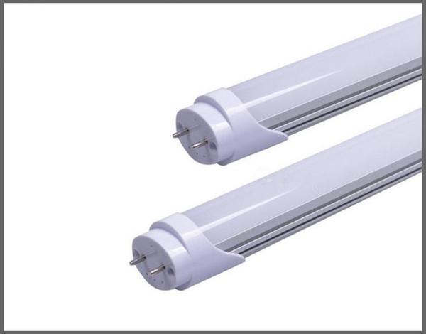 Eine große Anzahl von Großhandel 4 ft führte Rohr 22 Städte T8 18 w 20 w w SMD2835 4 Fuß führte Leuchtstofflampen 1200 mm - 265 - v, 85 V kostenloser Versand
