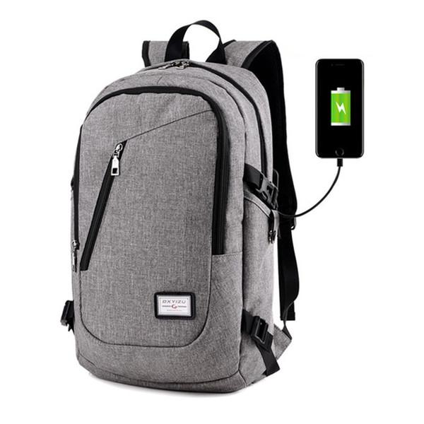 top popular Men's Canvas Backpack Teenager Rucksack Girl Daypack College Student School Bag Laptop Backpack Travel Backpack for Women B090 2019