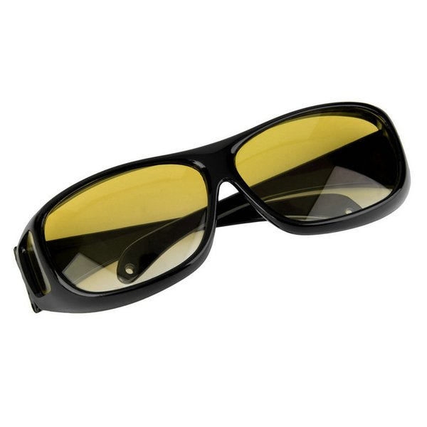 62d8177b6dd Wholesale- HQ Night Driving Glasses Anti Glare Vision Driver Safety  Sunglasses Classic UV 400 Protective Glasses Goggles 2016 Hot Sale