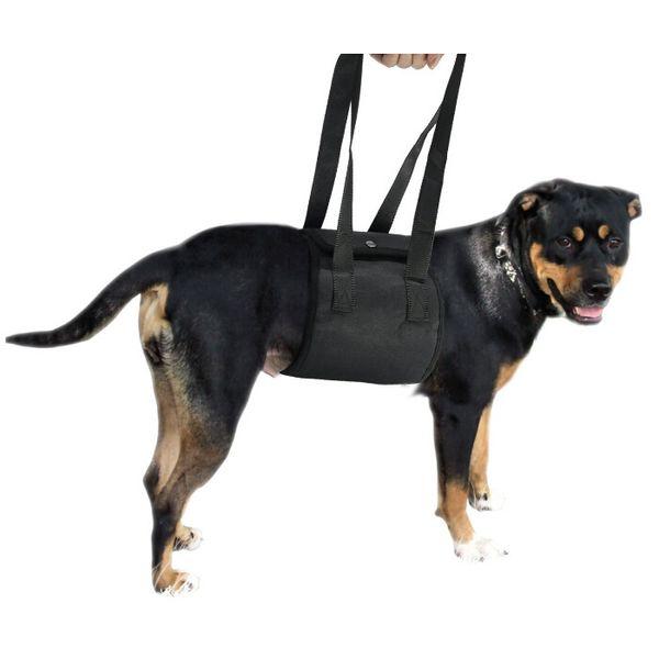 Синий питомец собака лифт поддержка жгут для помощи подъема старше K9 С для травм артрит или слабые задние ноги суставы подвижность реабилитации