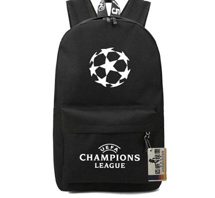 2017 cheap Teenagers School Book Backpack Soccer Bag Football Shoulder Bags Sports Travel Bag Gift For Kids Mochila Escolar