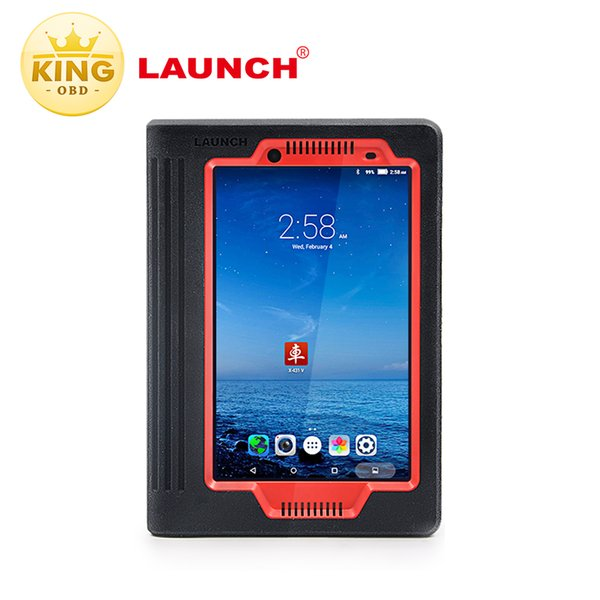 2017 New Globle Version 100% Original Launch X431 V 8inch Update Via Official Launch Website X-431 V With Bluetooth/Wifi free shipping