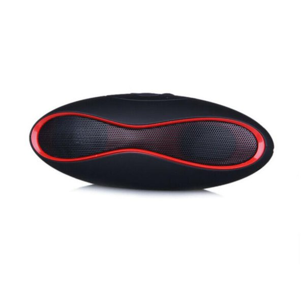 Rugby Football Wireless Bluetooth Speaker AUX USB Audio Music Player for Mobile Phone Computer X6 Mini With 5 Colors