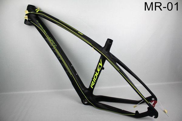 2017 Bicycle Carbon Frame Chinese Mtb Carbon Frame 29er/27.5er ...