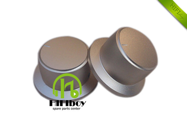 HIFI audio amp Aluminum Volume knob 10pcs Diameter 38mm Height 22mm amplifier knob speaker knob