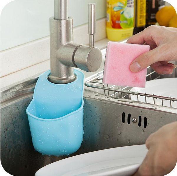 new multi purpose kitchen accessories sponge cleaning cloth shelf storage rack organizador bathroom storage holders free shipping