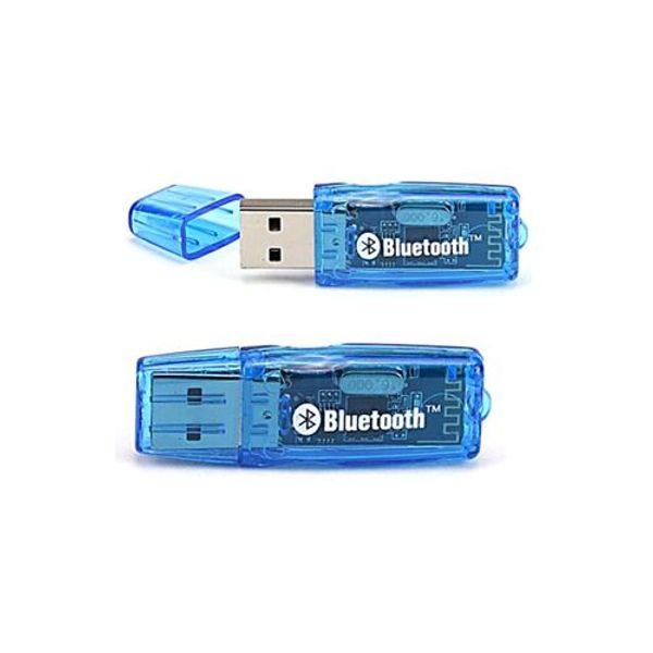 Topcartool OBDDIY 2 adet Bluetooth 2.0 Adaptörü ile Uyumlu Bluetooth Otomatik güç adaptörü, Vas 5054A, Bluetooth VCI tester