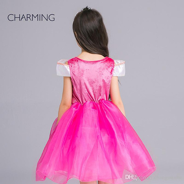 f7b2a11cf wholesale birthday dress for girl of 7 years old children s dress clothes  party dresses for kids childrens boutique clothing