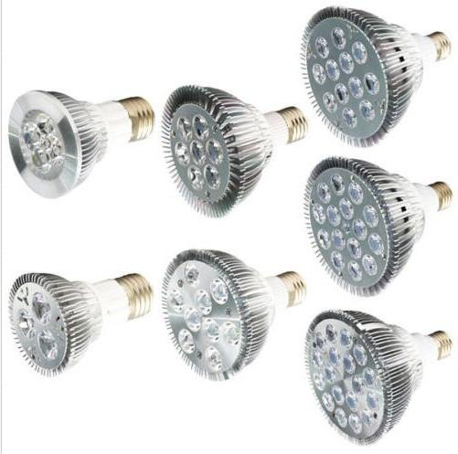 top popular 2017 Dimmable Led bulb par38 par30 par20 85-240V 9W 10W 14W 18W 24W 30W E27 LED Lighting Spot Lamp light downlight 2019