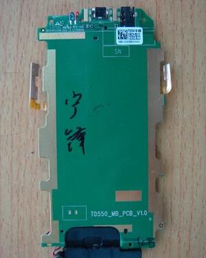 Unlocked test used work well for lenovo a300t motherboard mainboard board card fee chipsets panel free shipping