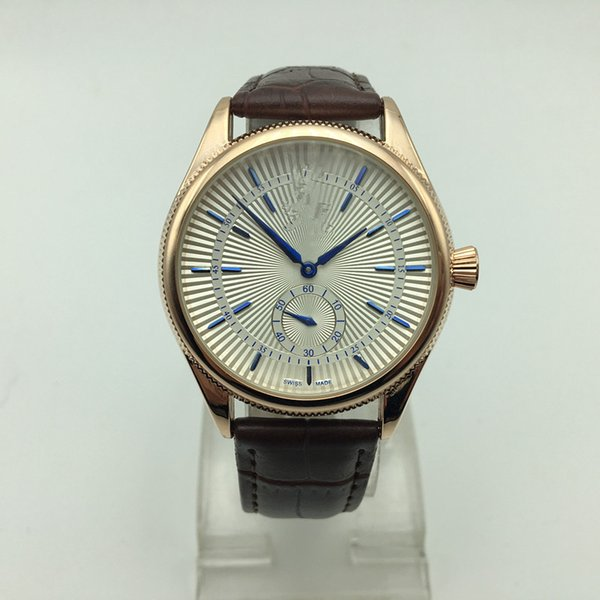 2017 brand man quartz watche luxury men 039 wri t watch ale leather fa hion watch watched atmo clock erkek kol aati, Slivery;brown